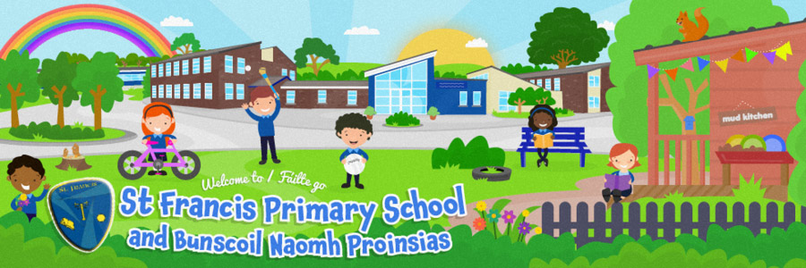 St Francis' Primary School and Bunscoil Naomh Proinsias, Lurgan, Craigavon, County Armagh